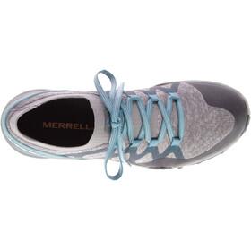 Merrell Siren 3 Knit Kengät Naiset, blue smoke